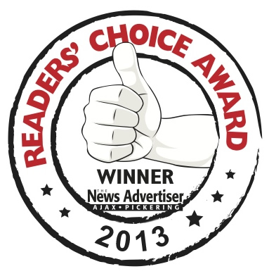 News Advertiser Readers Choice Winner 2013