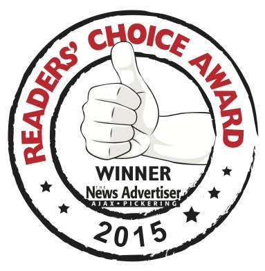 News Advertiser Readers Choice Winner 2015